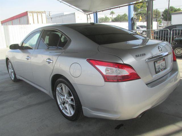 2009 Nissan Maxima 3.5 SV w/Premium Pkg Gardena, California 1