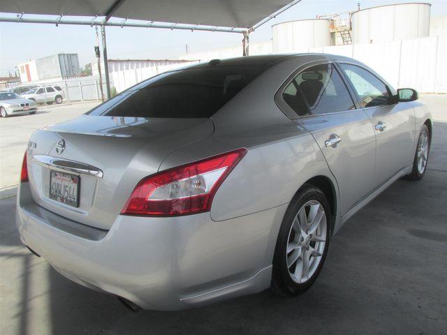 2009 Nissan Maxima 3.5 SV w/Premium Pkg Gardena, California 2