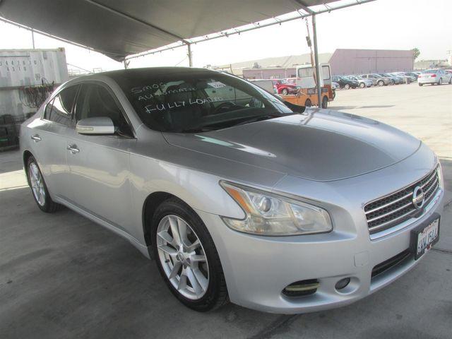 2009 Nissan Maxima 3.5 SV w/Premium Pkg Gardena, California 3