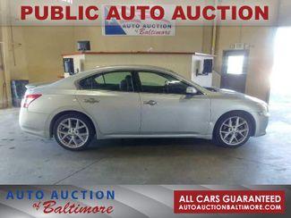 2009 Nissan MAXIMA  | JOPPA, MD | Auto Auction of Baltimore  in Joppa MD