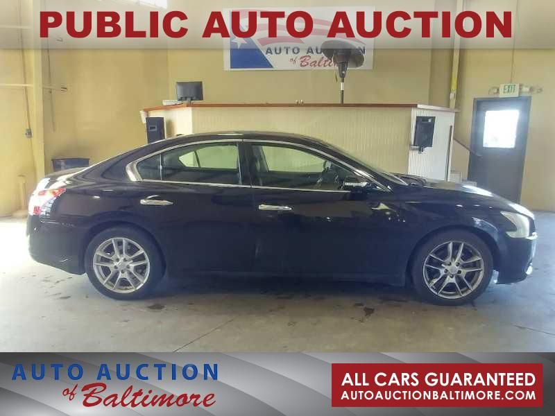 2009 Nissan MAXIMA  | JOPPA, MD | Auto Auction of Baltimore  in JOPPA MD