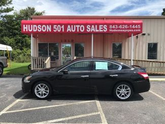 2009 Nissan Maxima SV | Myrtle Beach, South Carolina | Hudson Auto Sales in Myrtle Beach South Carolina