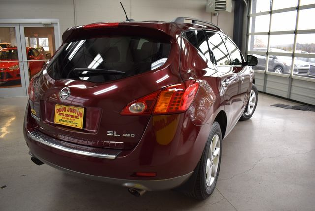 2009 Nissan Murano SL in Airport Motor Mile ( Metro Knoxville ), TN 37777