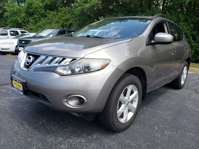 2009 Nissan Murano S | Champaign, Illinois | The Auto Mall of Champaign in Champaign Illinois