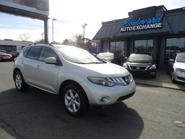 2009 Nissan Murano SL-AWD in Charlotte, North Carolina 28212