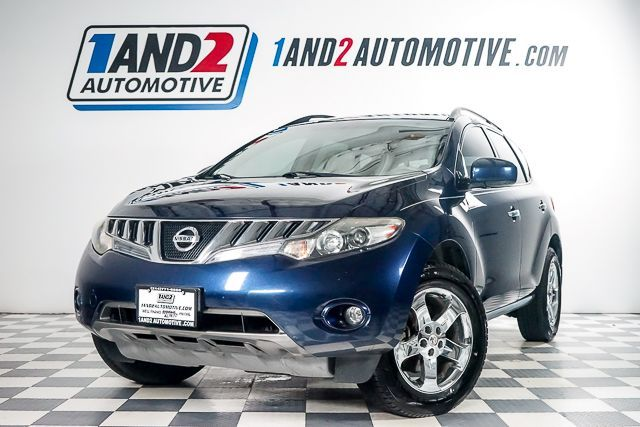 2009 Nissan Murano SL in Dallas TX