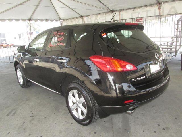 2009 Nissan Murano S Gardena, California 1