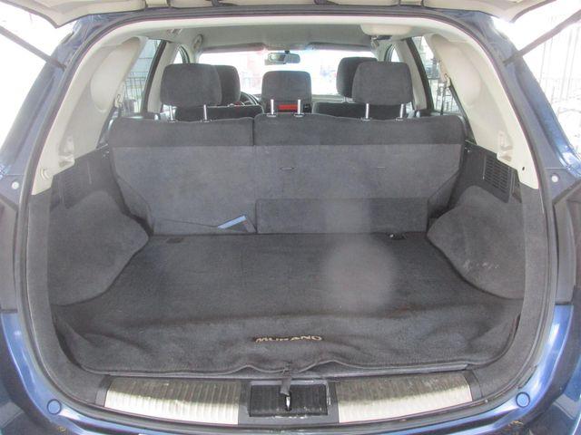 2009 Nissan Murano S Gardena, California 11