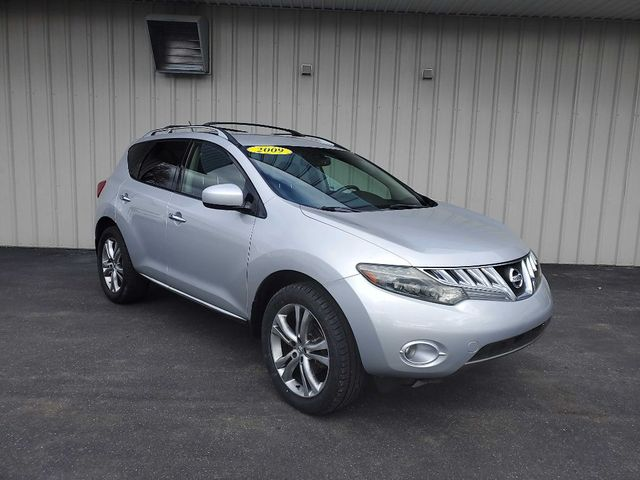 2009 Nissan Murano LE in Harrisonburg, VA 22802