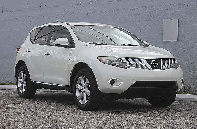 2009 Nissan Murano S Hollywood, Florida 1