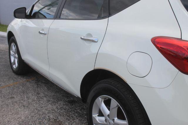 2009 Nissan Murano S Hollywood, Florida 8