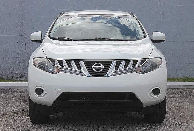 2009 Nissan Murano S Hollywood, Florida 12