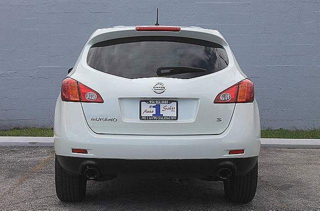 2009 Nissan Murano S Hollywood, Florida 6
