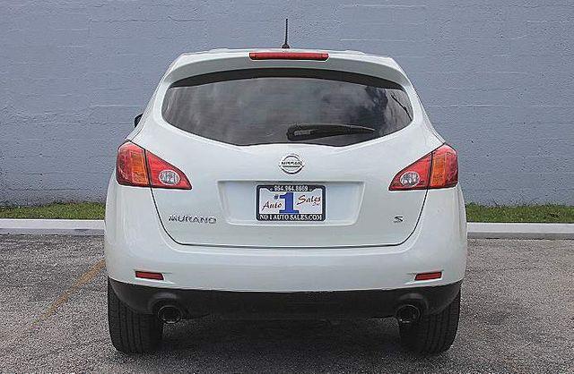 2009 Nissan Murano S Hollywood, Florida 47