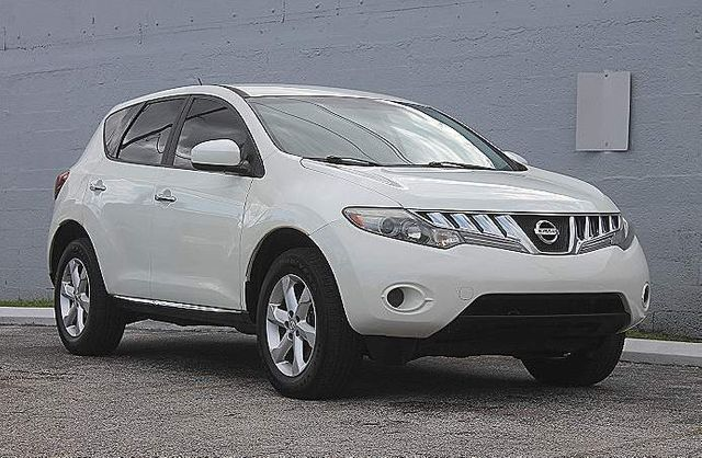 2009 Nissan Murano S Hollywood, Florida 50