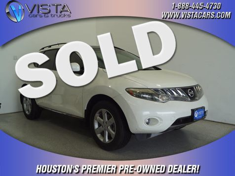 2009 Nissan Murano SL in Houston, Texas
