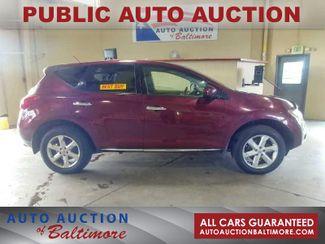 2009 Nissan Murano SL | JOPPA, MD | Auto Auction of Baltimore  in Joppa MD