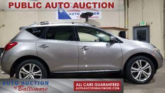 2009 Nissan Murano LE   JOPPA, MD   Auto Auction of Baltimore  in Joppa MD