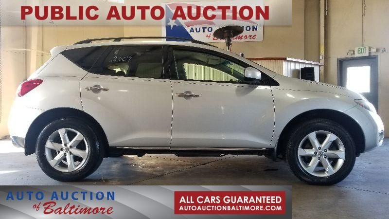 2009 Nissan Murano S | JOPPA, MD | Auto Auction of Baltimore  in JOPPA MD