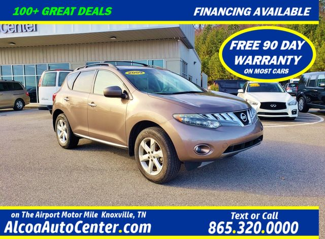 2009 Nissan Murano SL w/Leather