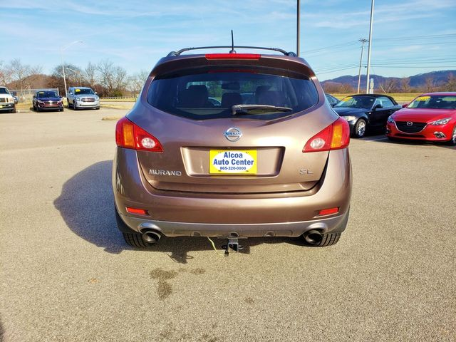 2009 Nissan Murano SL w/Leather in Louisville, TN 37777