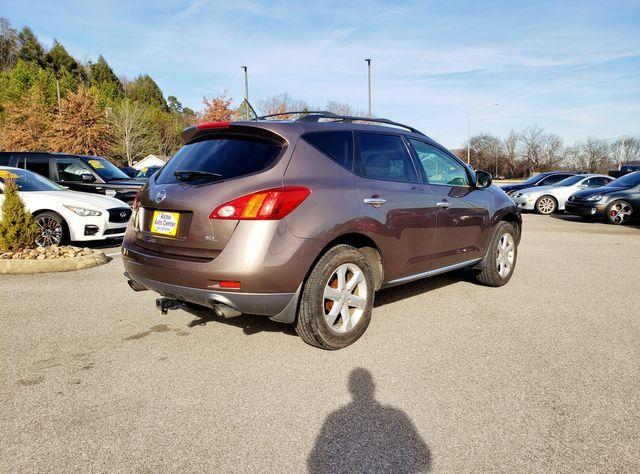 2009 Nissan Murano SL w/Leather in Louisville, TN 37777