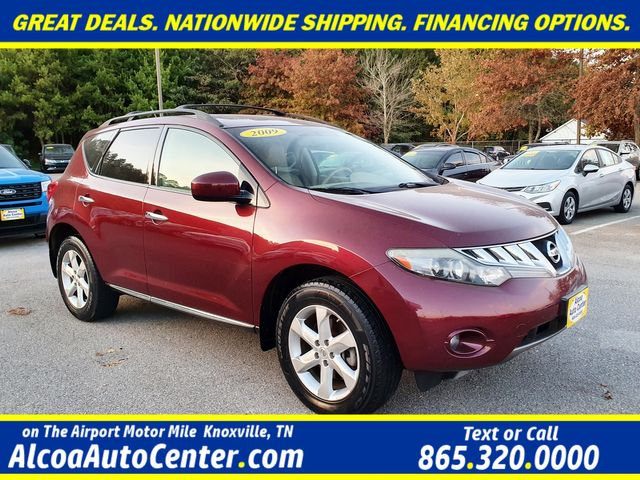 "2009 Nissan Murano SL Premium w/Leather/18"" Alloys"