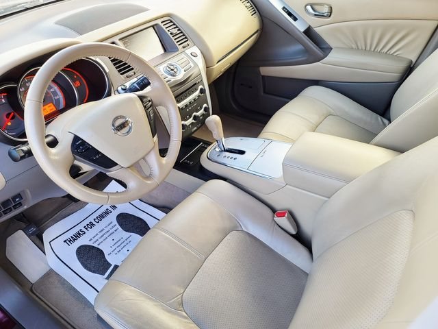 "2009 Nissan Murano SL Premium w/Leather/18"" Alloys in Louisville, TN 37777"