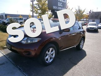 2009 Nissan Murano S Memphis, Tennessee