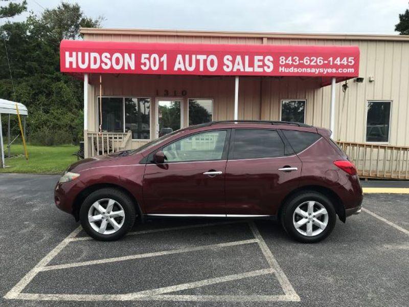 2009 Nissan Murano SL | Myrtle Beach, South Carolina | Hudson Auto Sales in Myrtle Beach South Carolina