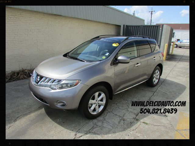2009 Nissan Murano SL, CARFAX CERTIFIED! FULLY LOADED!