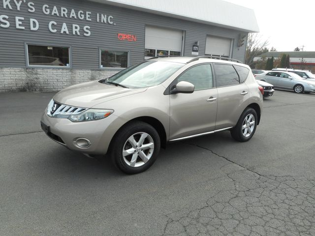 2009 Nissan Murano SL New Windsor, New York 1