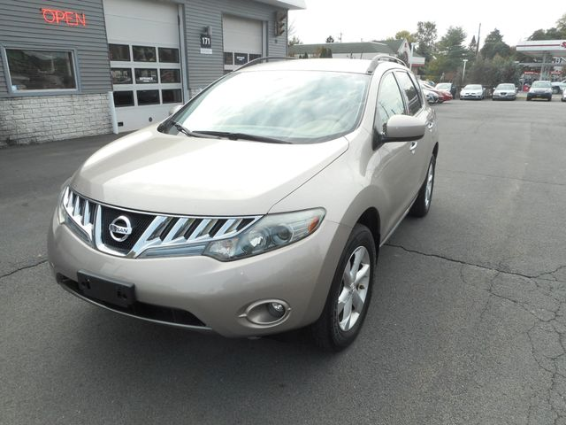 2009 Nissan Murano SL New Windsor, New York 11