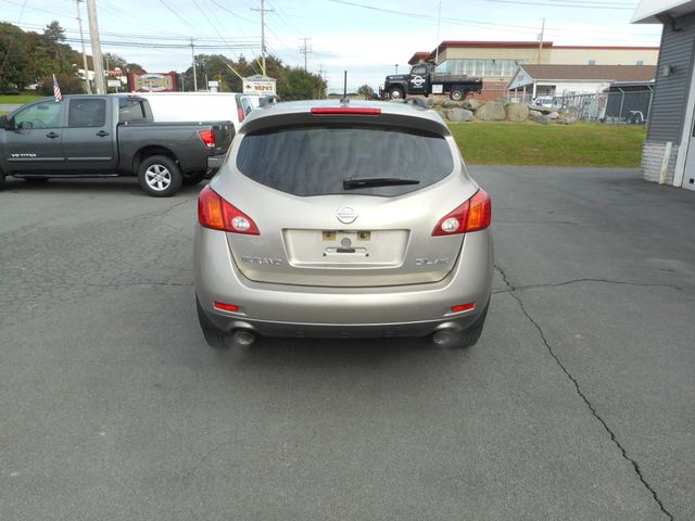 2009 Nissan Murano SL New Windsor, New York 4