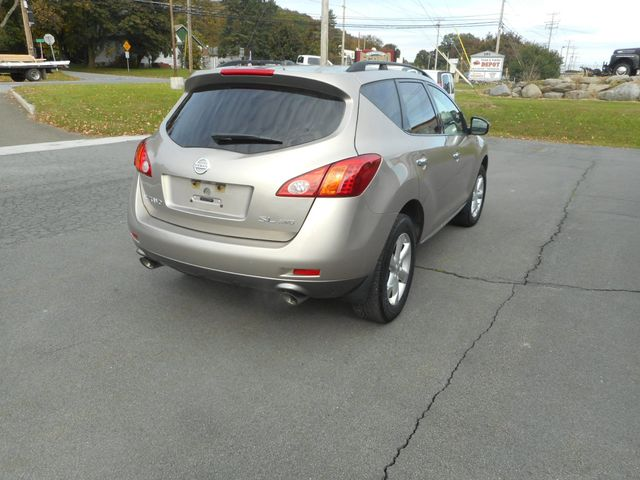 2009 Nissan Murano SL New Windsor, New York 5
