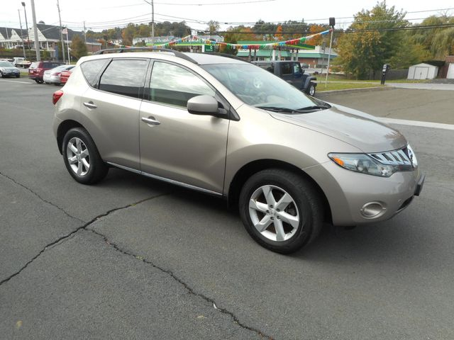 2009 Nissan Murano SL New Windsor, New York 8