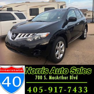 2009 Nissan Murano S in Oklahoma City OK