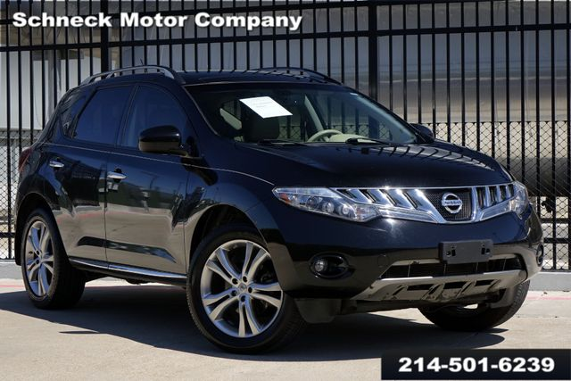 2009 Nissan Murano LE ***** 1 OWNER FULLY LOADED ****