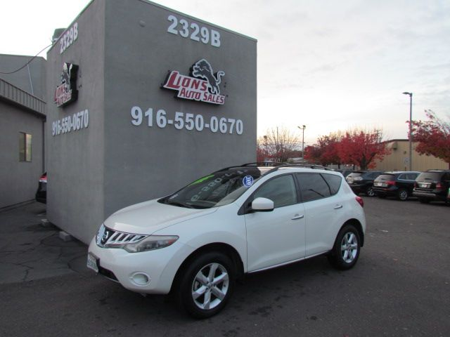 2009 Nissan Murano SL Extra Clean