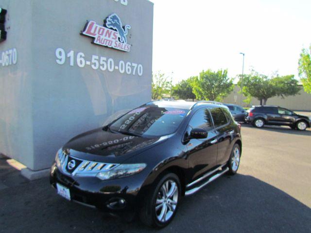 2009 Nissan Murano LE in Sacramento, CA 95825