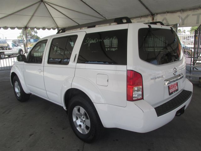 2009 Nissan Pathfinder S Gardena, California 1