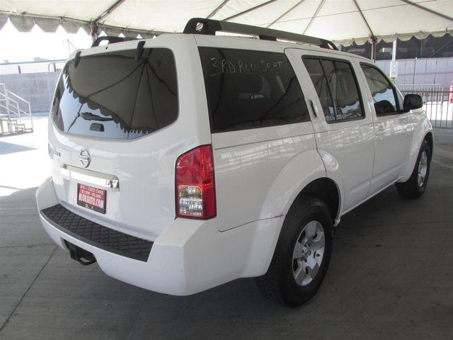 2009 Nissan Pathfinder S Gardena, California 2