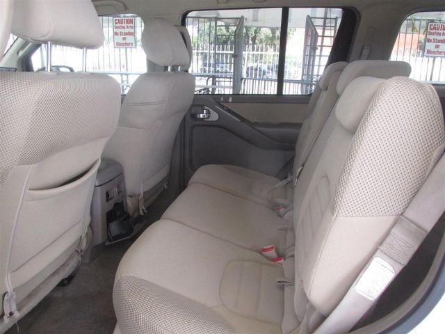 2009 Nissan Pathfinder S Gardena, California 10