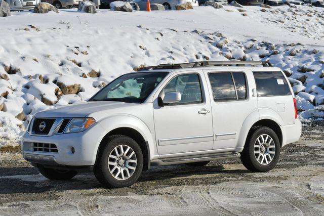 2009 Nissan Pathfinder LE Naugatuck, Connecticut 0