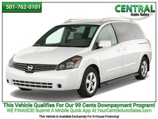 2009 Nissan Quest SE | Hot Springs, AR | Central Auto Sales in Hot Springs AR