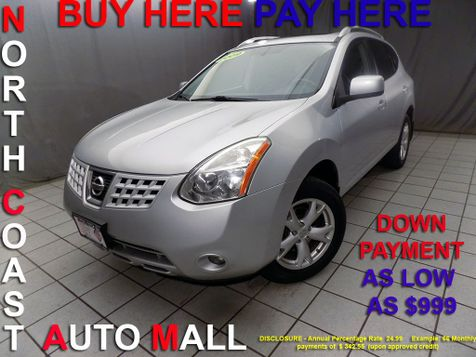2009 Nissan Rogue SL As low as $999 DOWN in Cleveland, Ohio