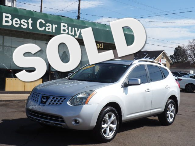 2009 Nissan Rogue SL Englewood, CO