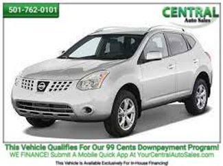 2009 Nissan Rogue SL | Hot Springs, AR | Central Auto Sales in Hot Springs AR