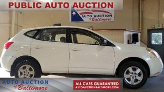 2009 Nissan Rogue S | JOPPA, MD | Auto Auction of Baltimore  in Joppa MD
