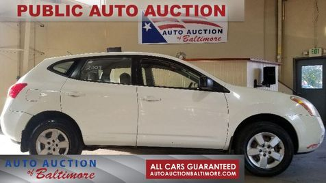 2009 Nissan Rogue S | JOPPA, MD | Auto Auction of Baltimore  in JOPPA, MD